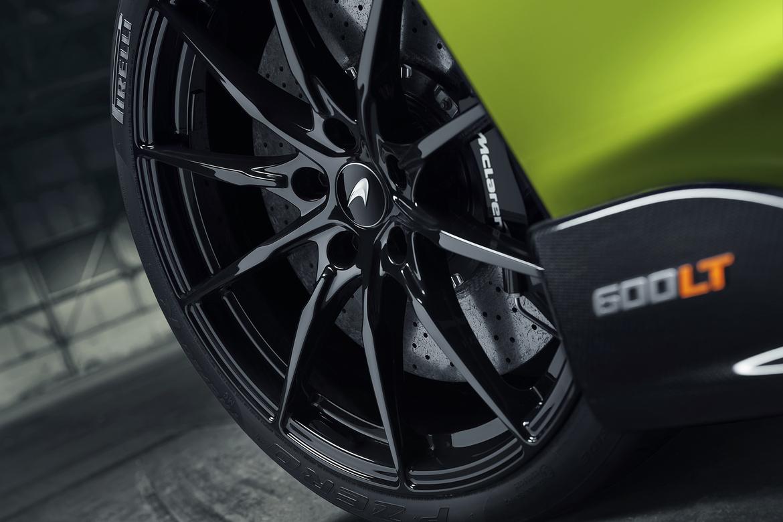 McLaren 600LT Cerchione