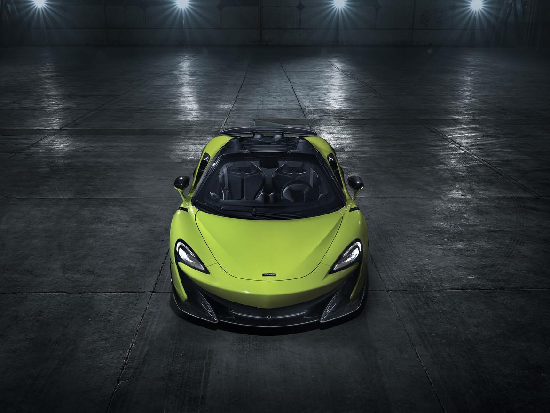 McLaren 600LT Davanti