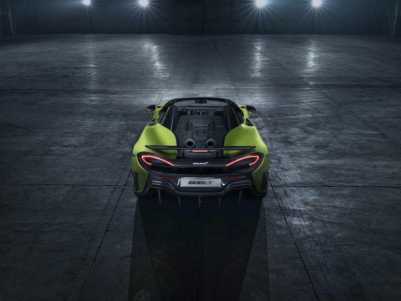 McLaren 600LT Dietro