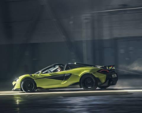 McLaren 600LT Dinamica