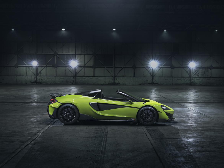 McLaren 600LT Lato