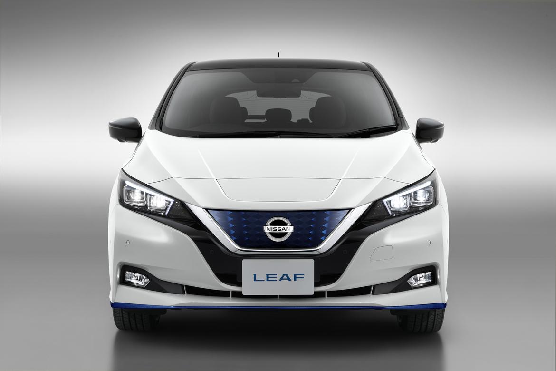 Nissan LEAF 3 Davanti