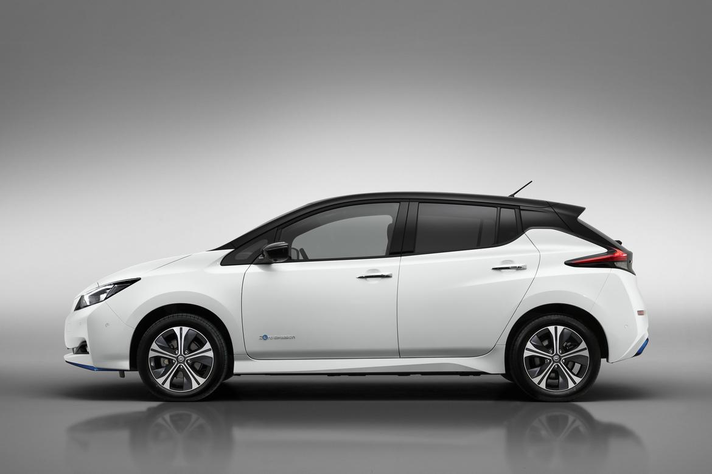 Nissan LEAF 3 Lato