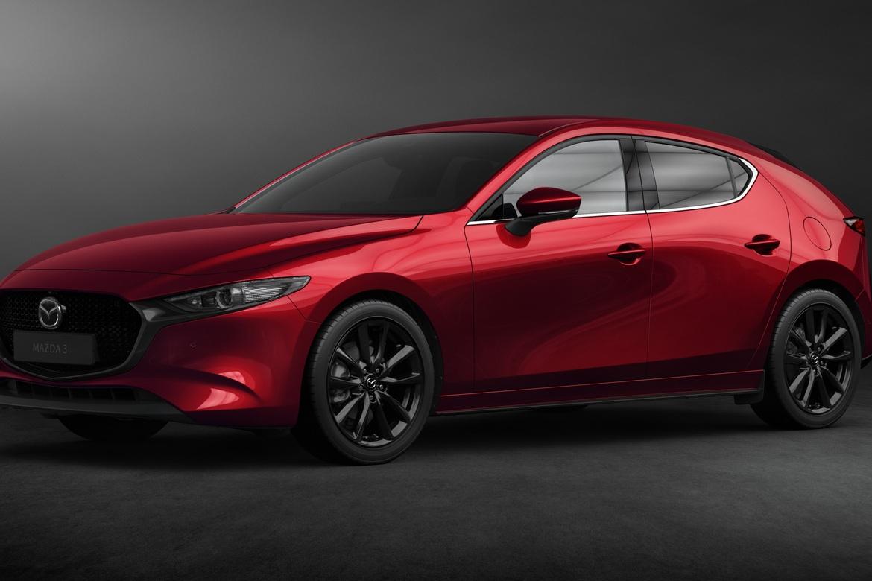 Nuova Mazda3 Hybrid