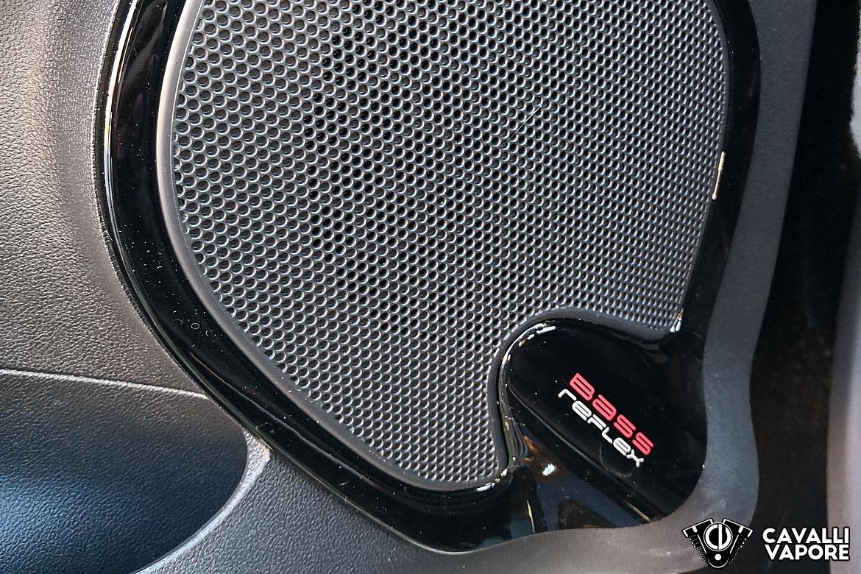 Renault Clio Moschino Bass Reflex