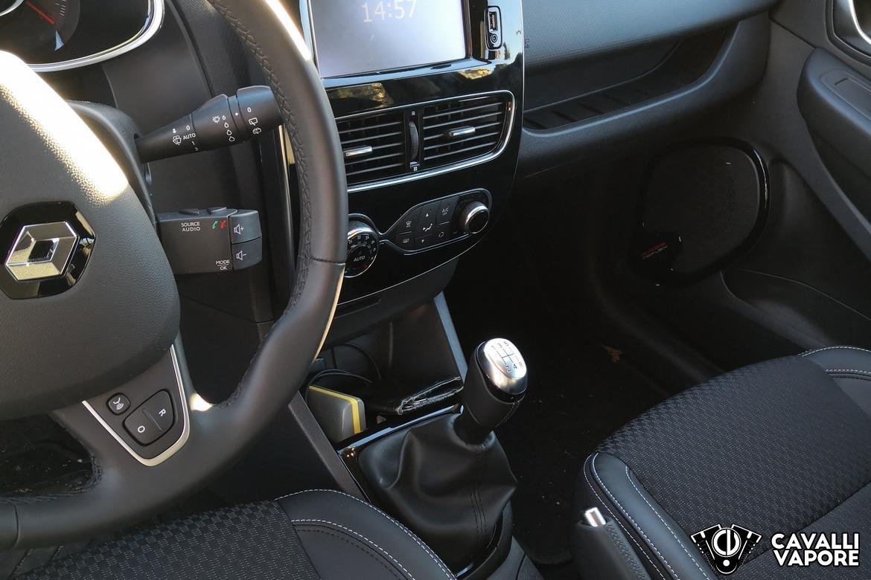 Renault Clio Moschino Interni