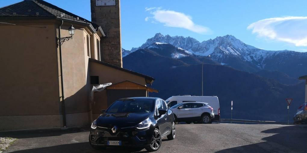 Renault Clio Moschino Montagna