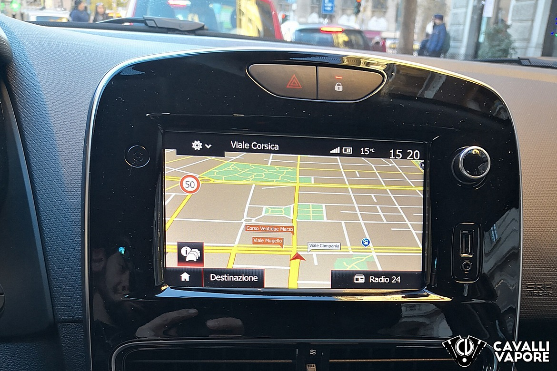 Renault Clio Moschino Navigatore