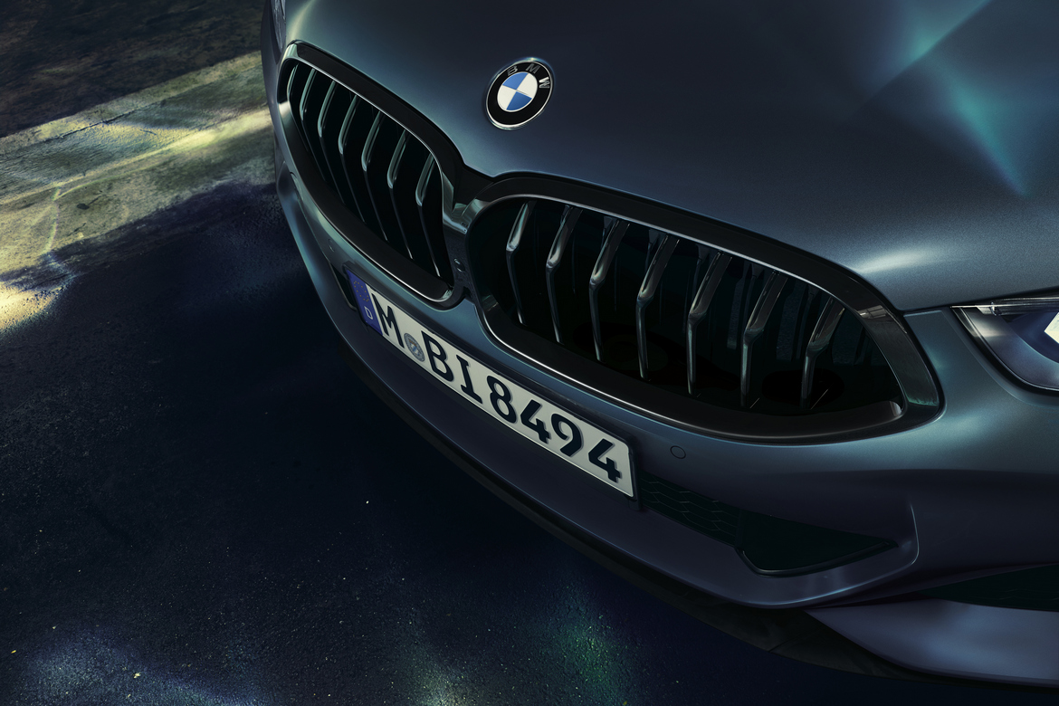 BMW M850i xDrive Coupe First Edition Griglia