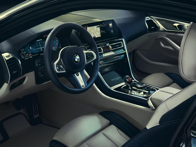 BMW M850i xDrive Coupe First Edition Interni