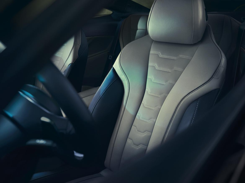 BMW M850i xDrive Coupe First Edition Sedili