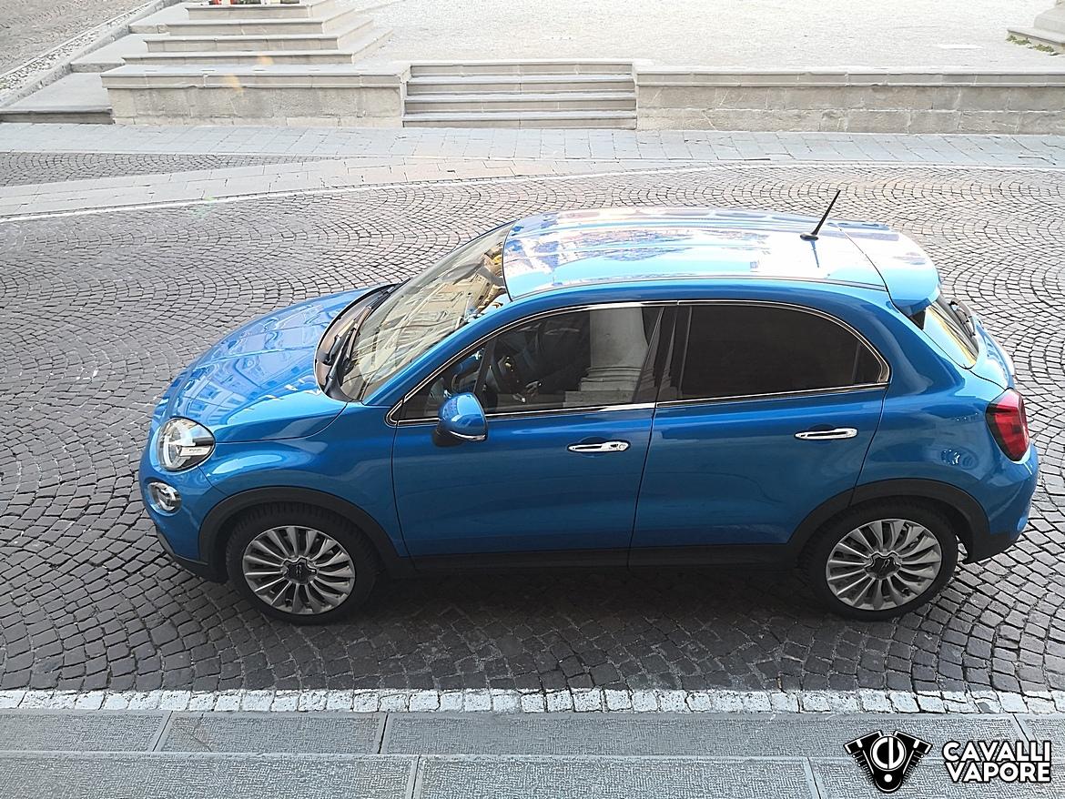 Fiat 500X Urban Alto
