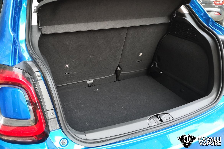 Fiat 500X Urban Bagagliaio