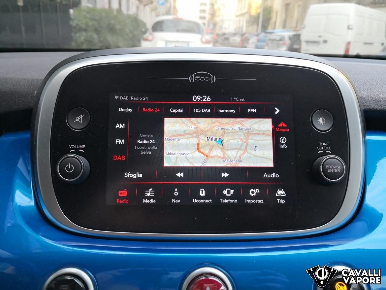 Fiat 500X Urban Navigatore
