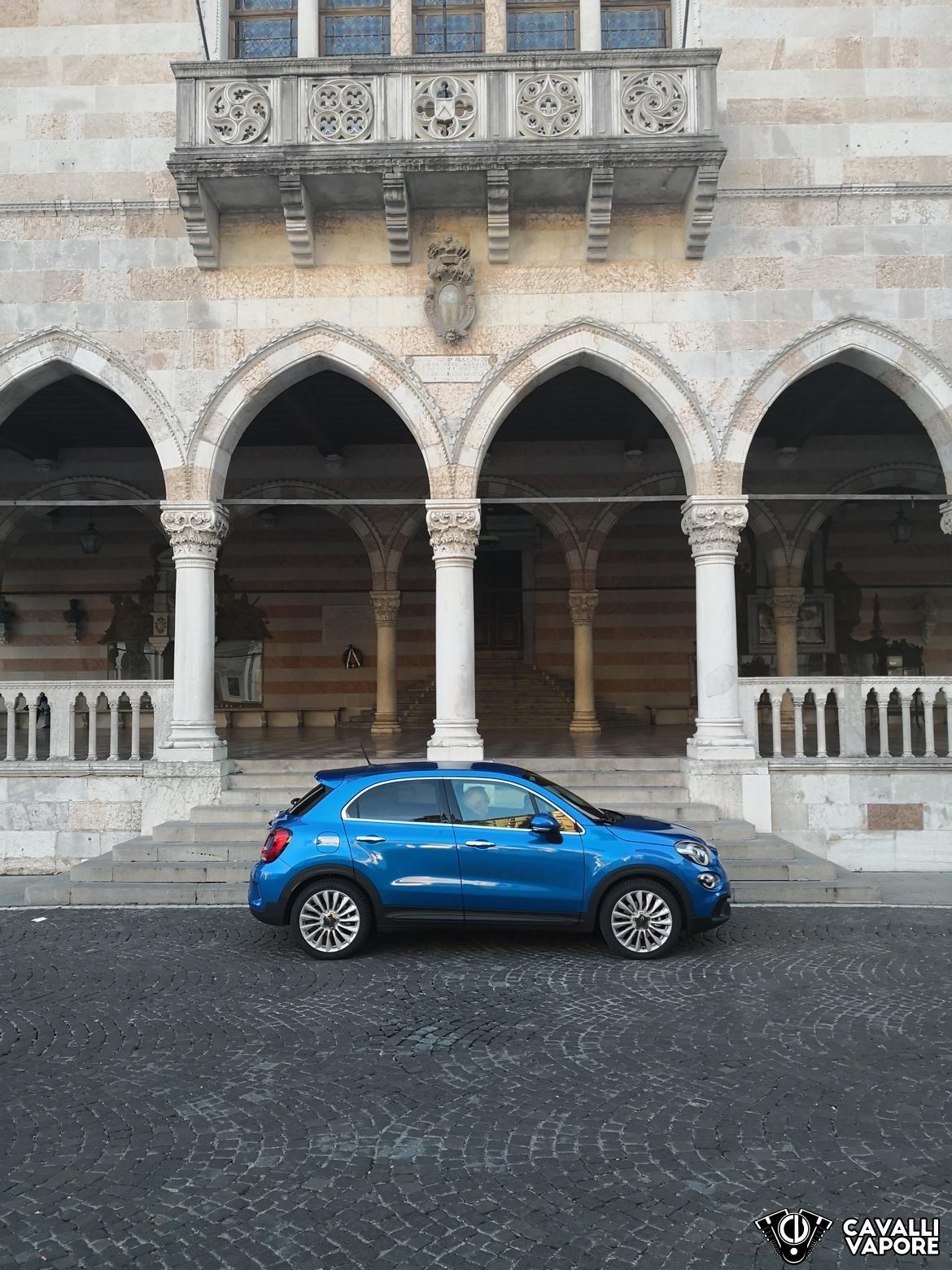 Fiat 500X Urban Udine