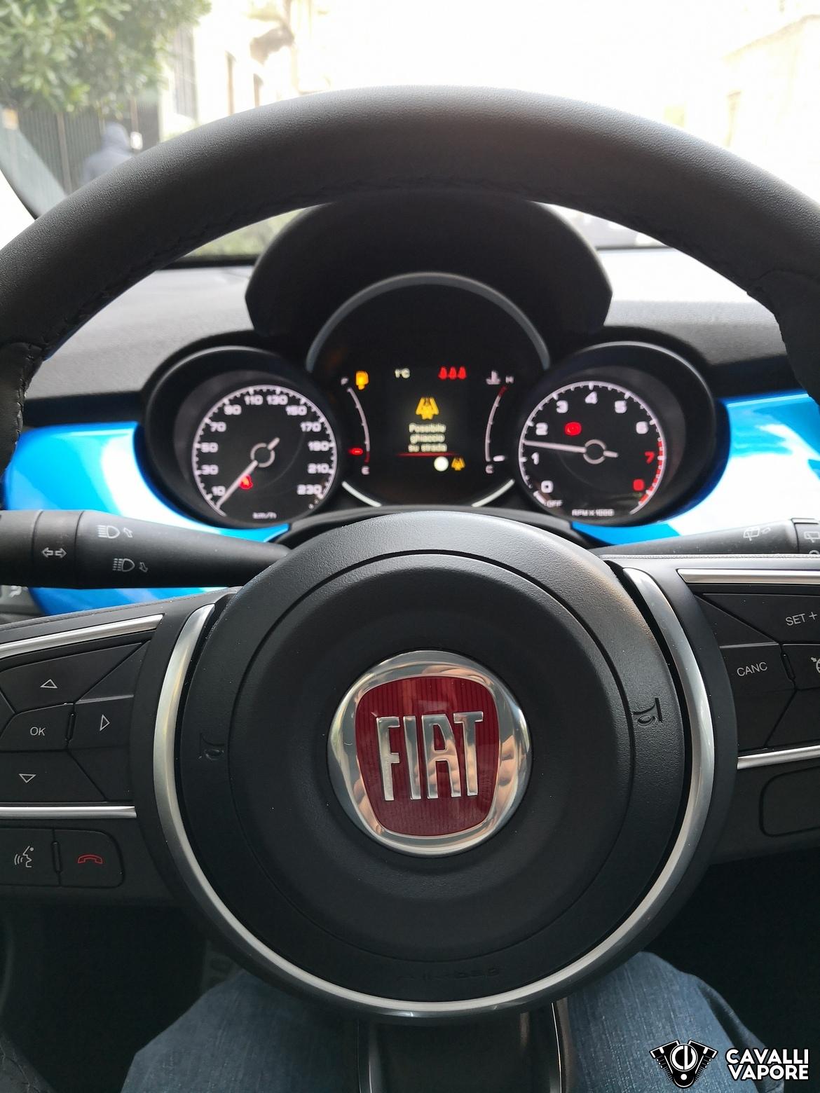 Fiat 500X Urban Volante
