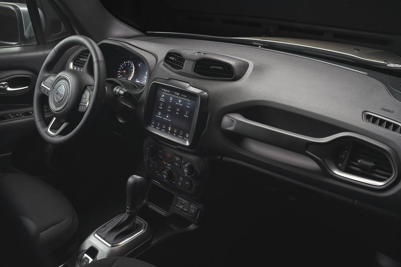 Jeep Renegade S Cruscotto