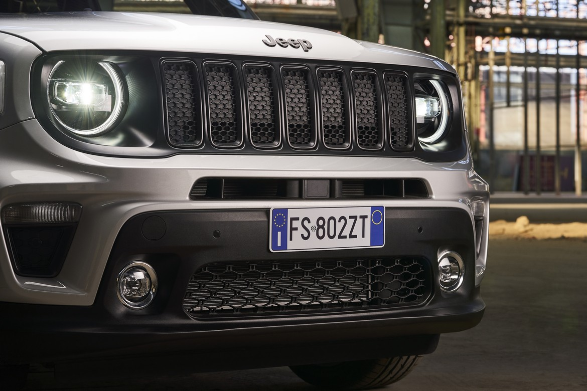 Jeep Renegade S Griglia Frontale