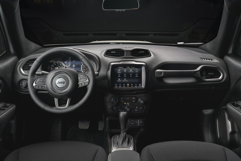 Jeep Renegade S Interni