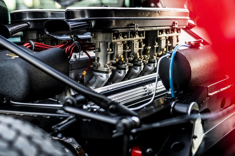 Lamborghini Miura SV Jean Todt Motore