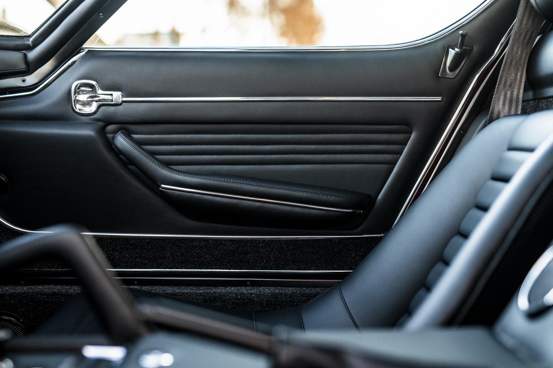 Lamborghini Miura SV Jean Todt Portiera