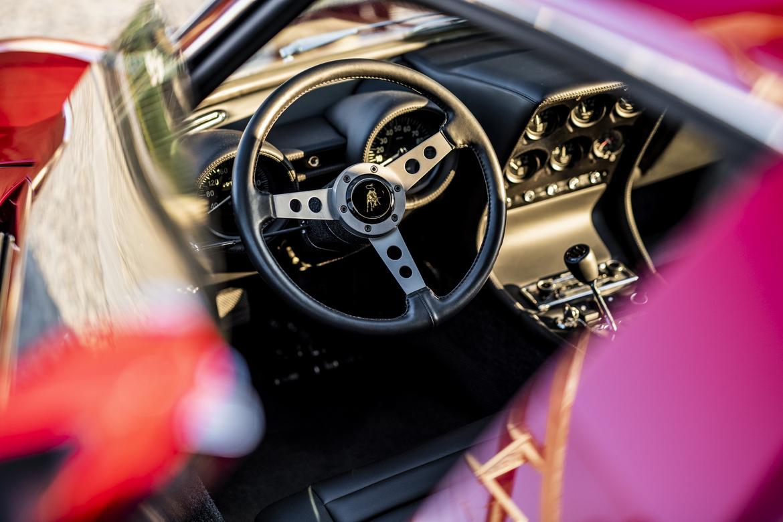Lamborghini Miura SV Jean Todt Volante