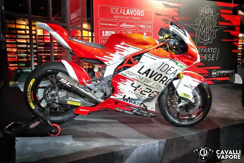 MV Agusta F2 Moto2 Presentazione 12