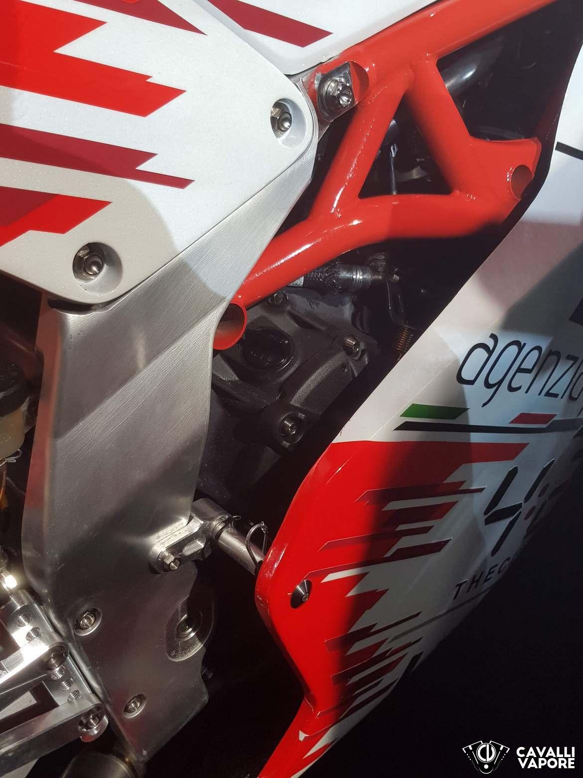 MV Agusta F2 Moto2 Presentazione 2