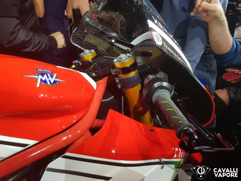 MV Agusta F2 Moto2 Presentazione 4