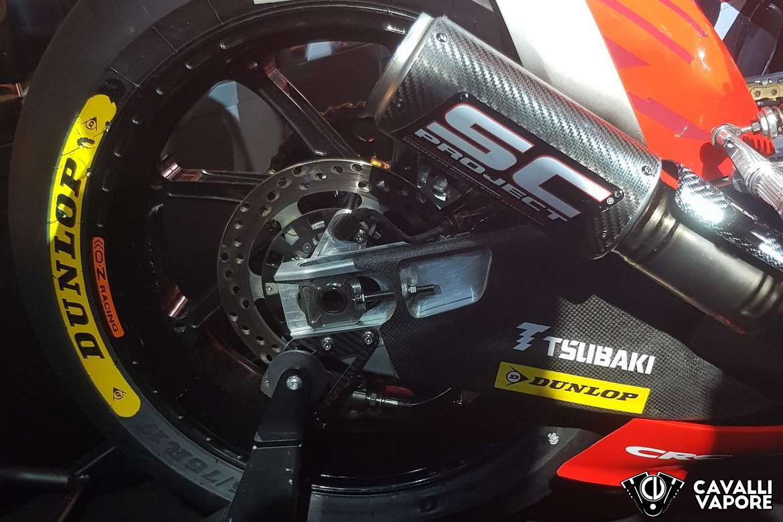 MV Agusta F2 Moto2 Presentazione 5