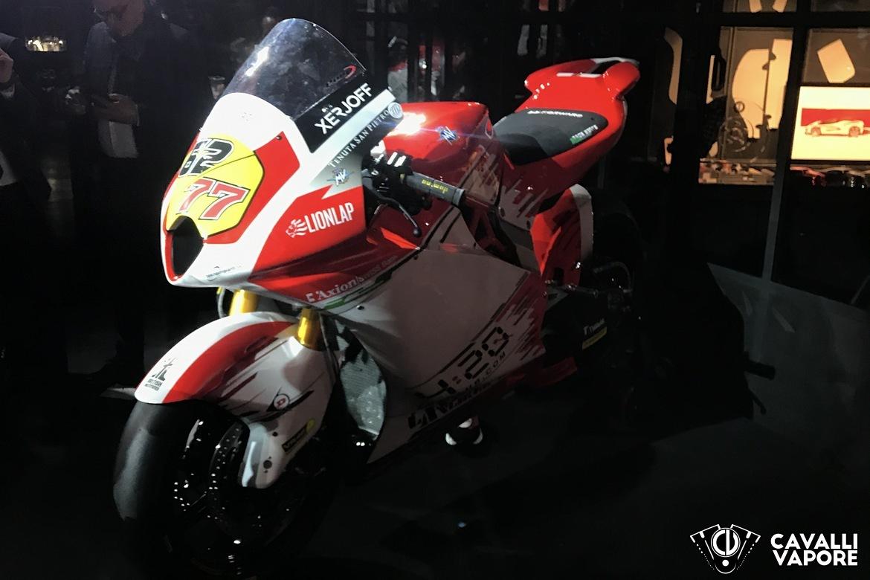 MV Agusta F2 Moto2 Presentazione 9