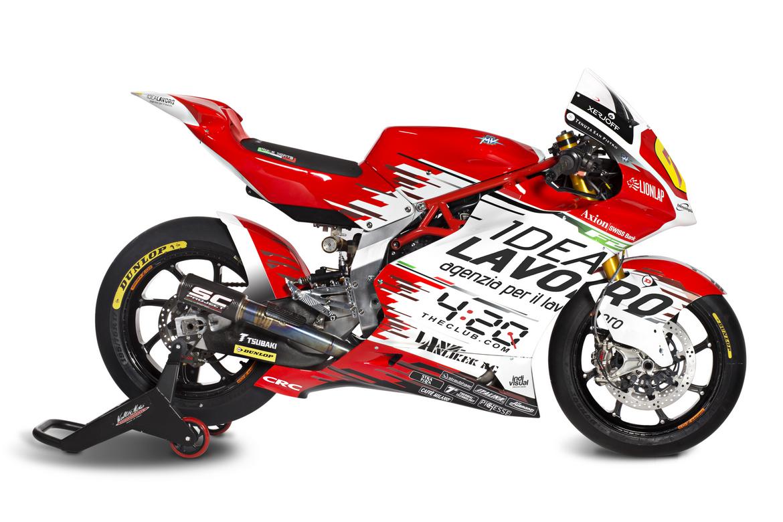 MV Agusta F2 Moto2