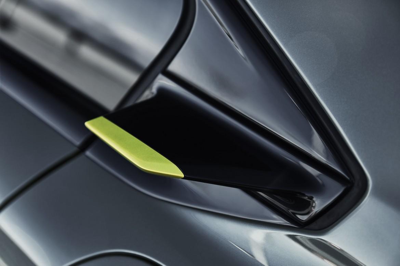 Peugeot 508 Sport Engineered Concept Dettaglio Aletta