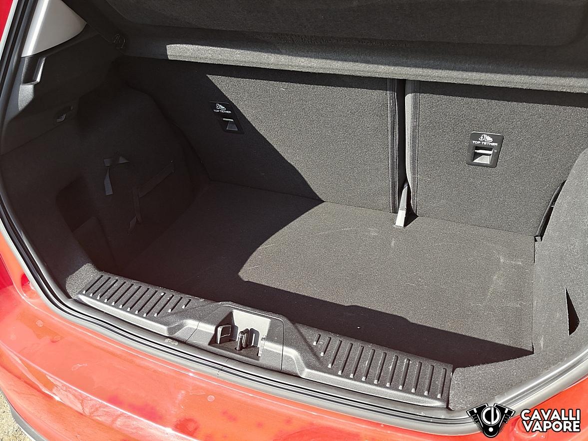 Ford Fiesta Active Prova su strada Bagabliaio
