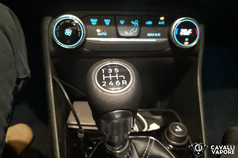 Ford Fiesta Active Prova su strada Cambio