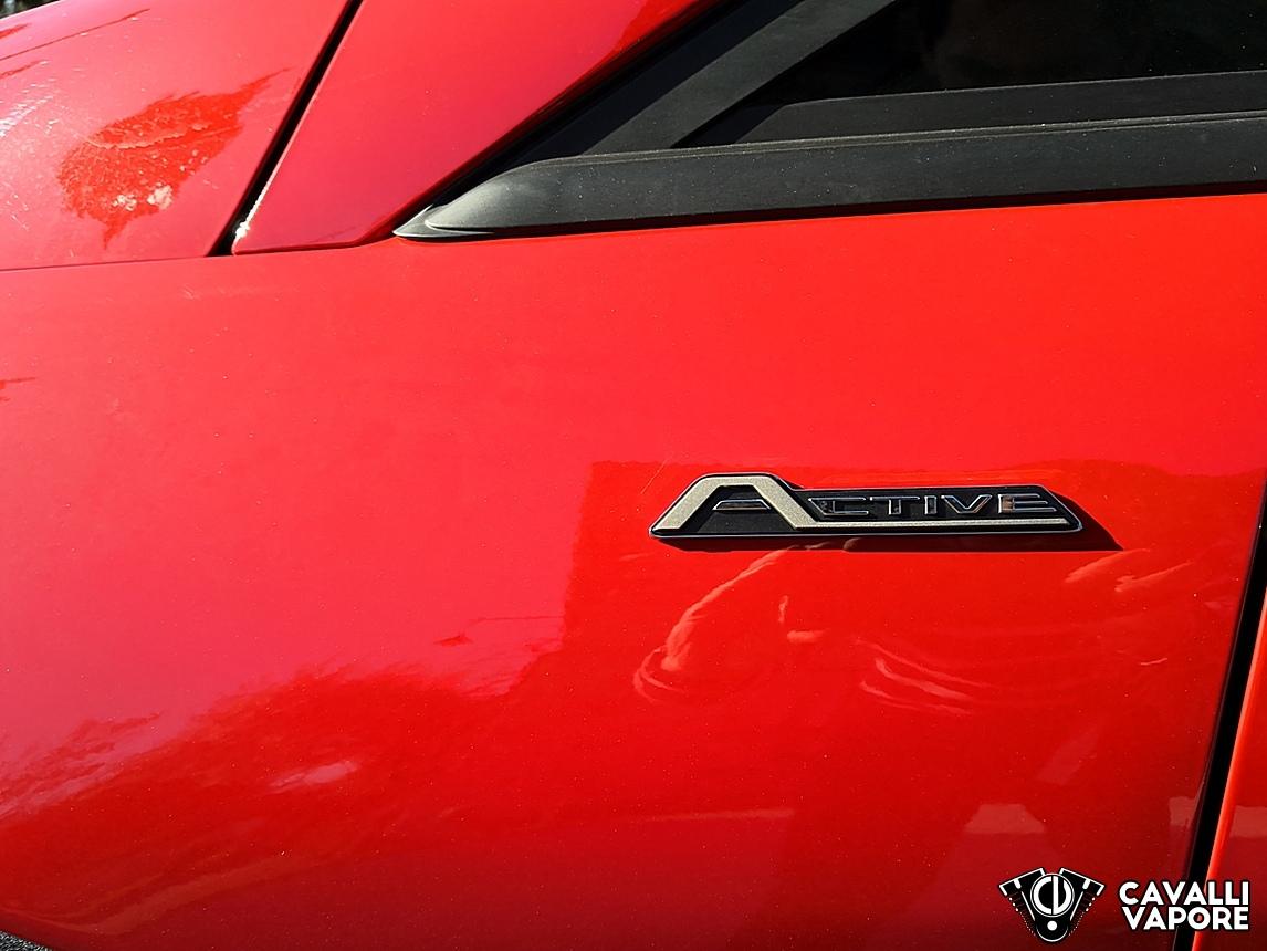 Ford Fiesta Active Prova su strada Logo Active